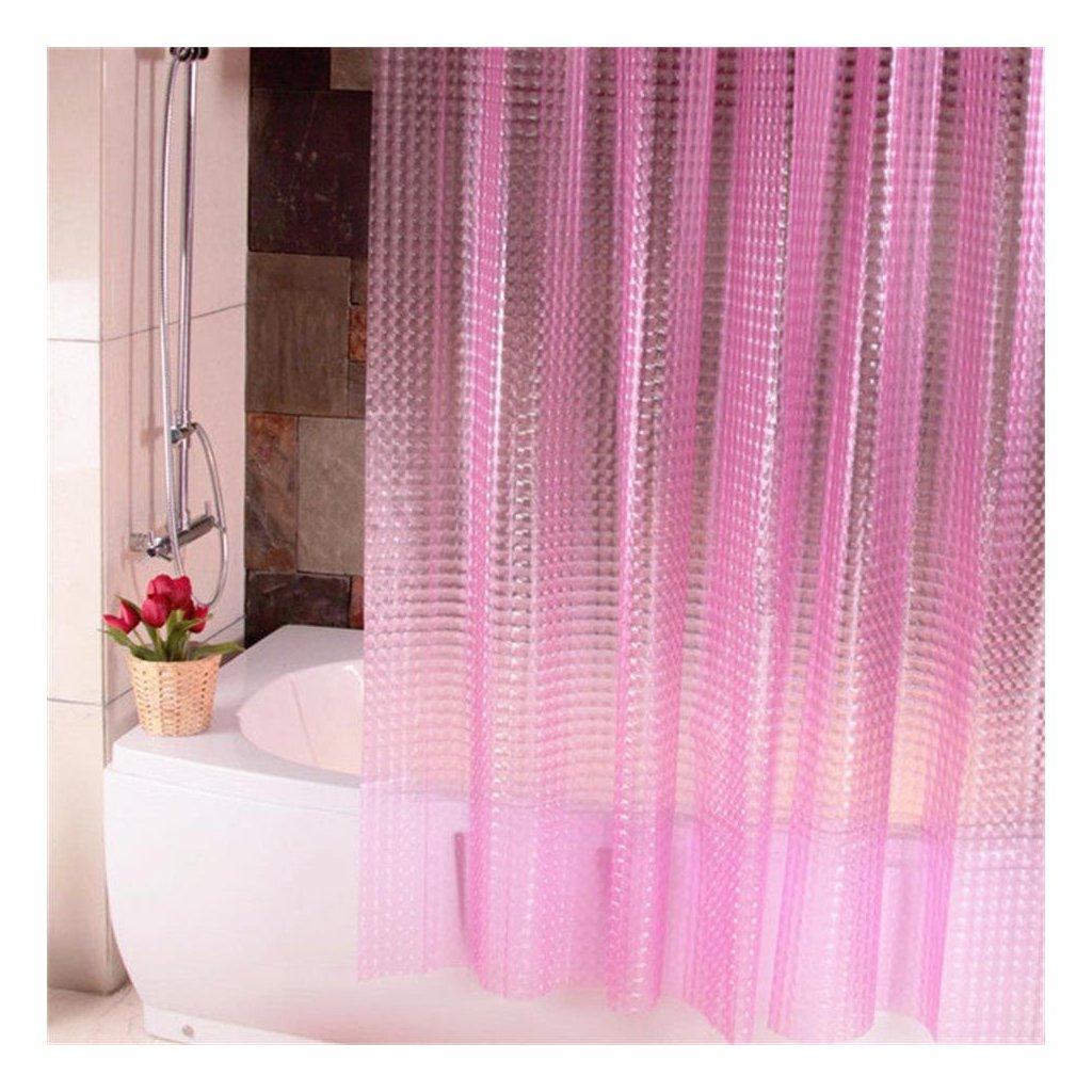 Sprchový závěs 3 D 180 x 200 cm