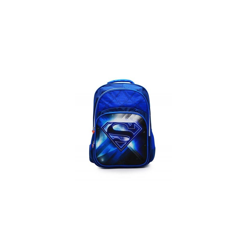 Školní batoh Superman tmavý obr. 1