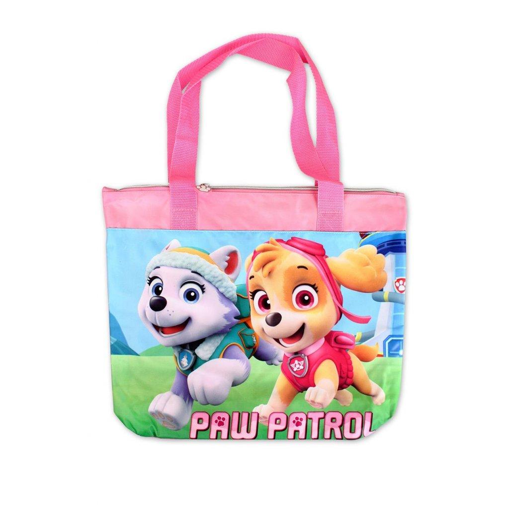 Plážová taška Tlapková patrola