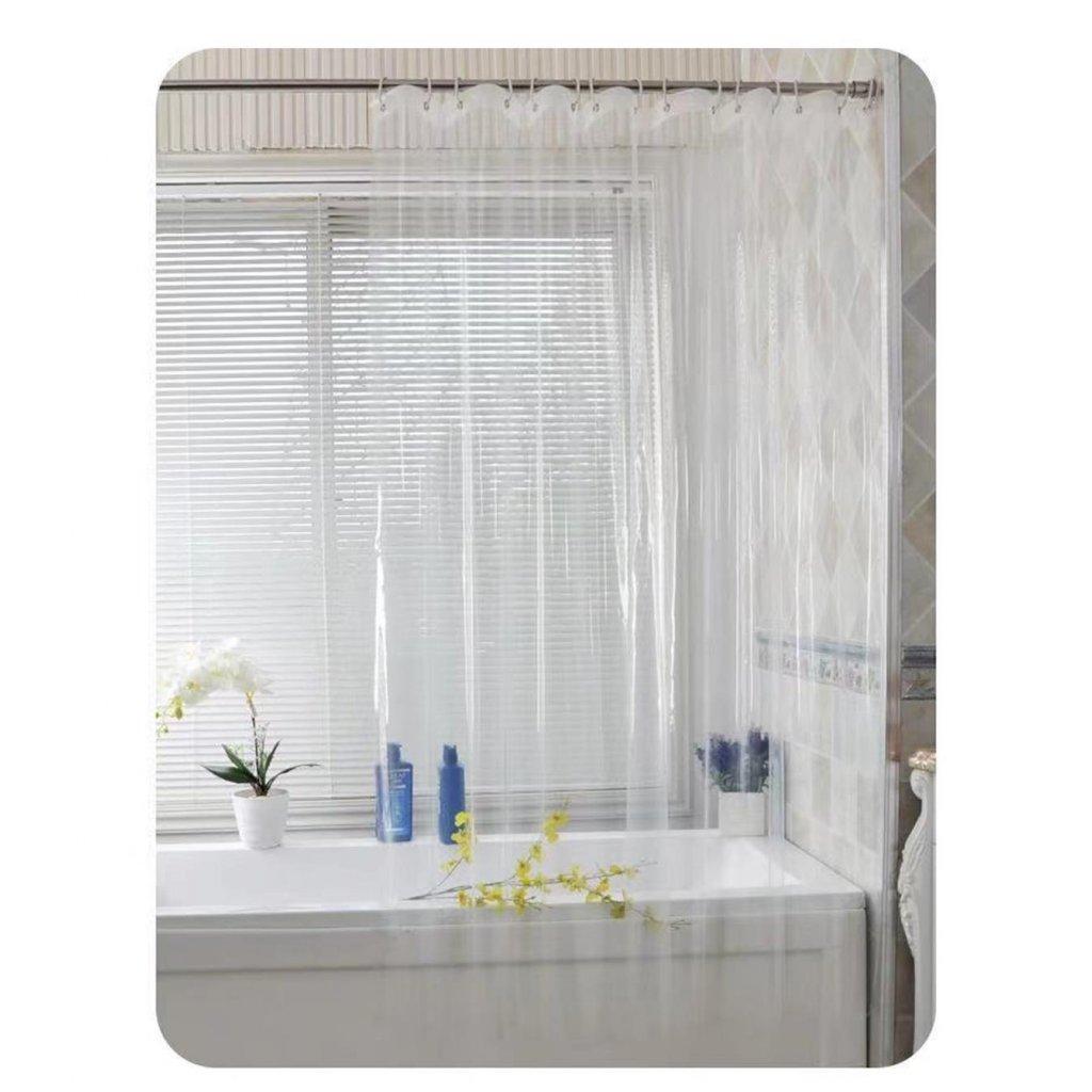 Sprchový závěs 180 x 180 cm obr. 1