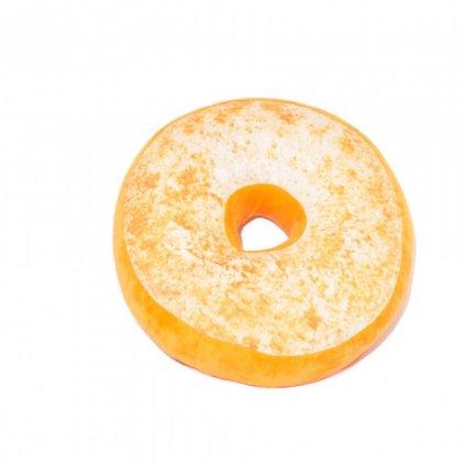Polštářek donut s cukrem