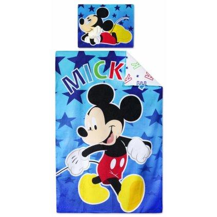 Dětské dvoudílné povlečení 90 x 140 cm Myšák Mickey