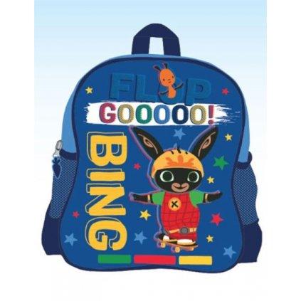 Batůžek Králíček Bing modrá