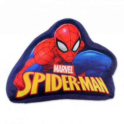 Tvarovaný polštářek Spiderman 1