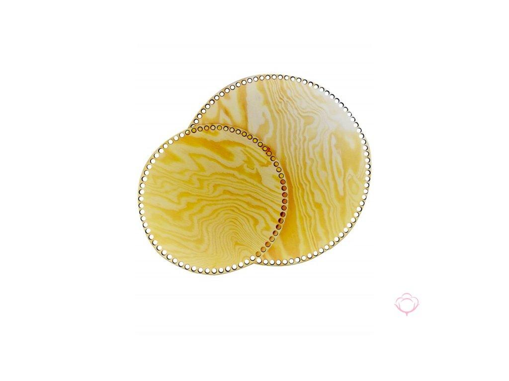 kruh borovice