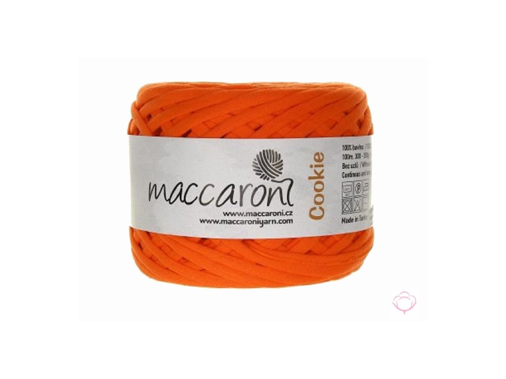 23313 maccaroni cookie oranzova 503