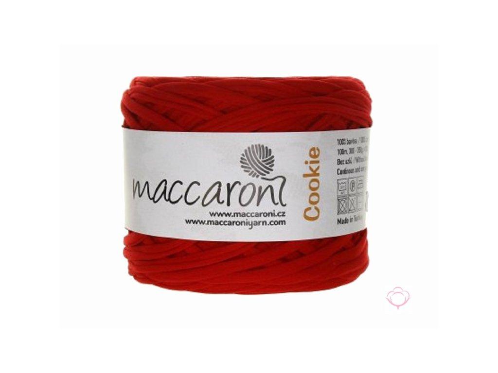 23352 maccaroni cookie cervena 501