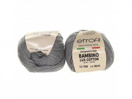 23712 etrofil bambino lux cotton 70908
