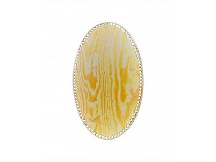 oval borovice 50 x 30