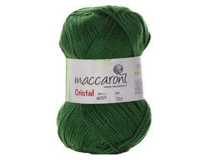 Cristal zelená 8650