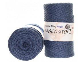bavlnena snura abigail 5mm modra18