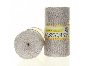 23502 cotton macrame melange 1110