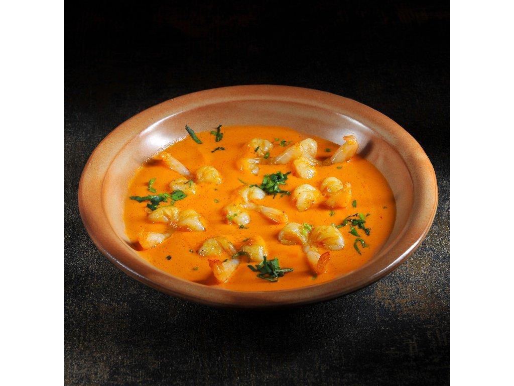 Krevetové Curry