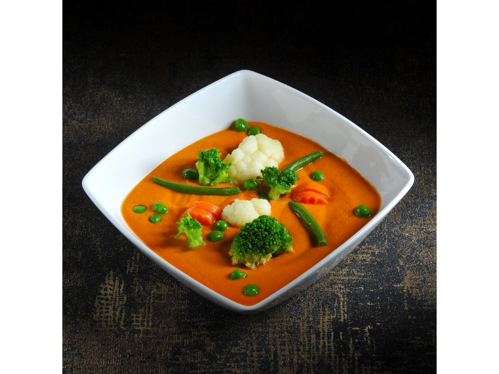Vegetarian Lime Coco Curry