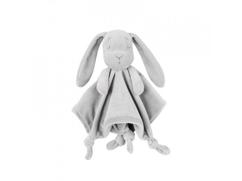 Doudou Effiki šedý