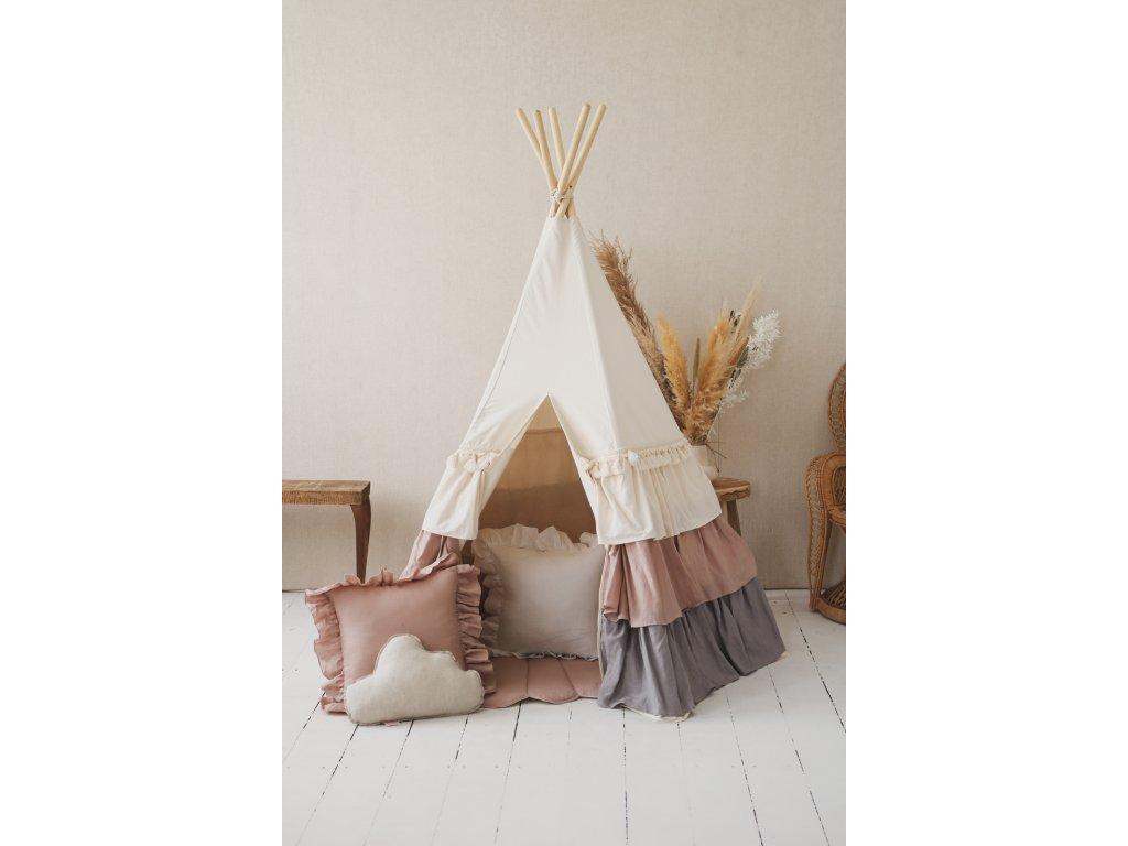 powder frills tipi tent namiot dladzieci moimili (7)