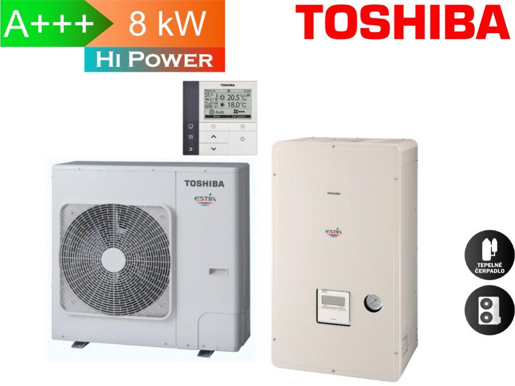 Toshiba Estia 8 2