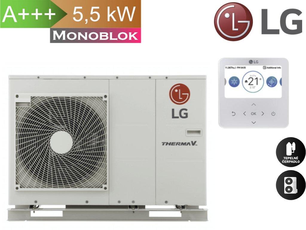 LG Therma V Monoblok 5,5