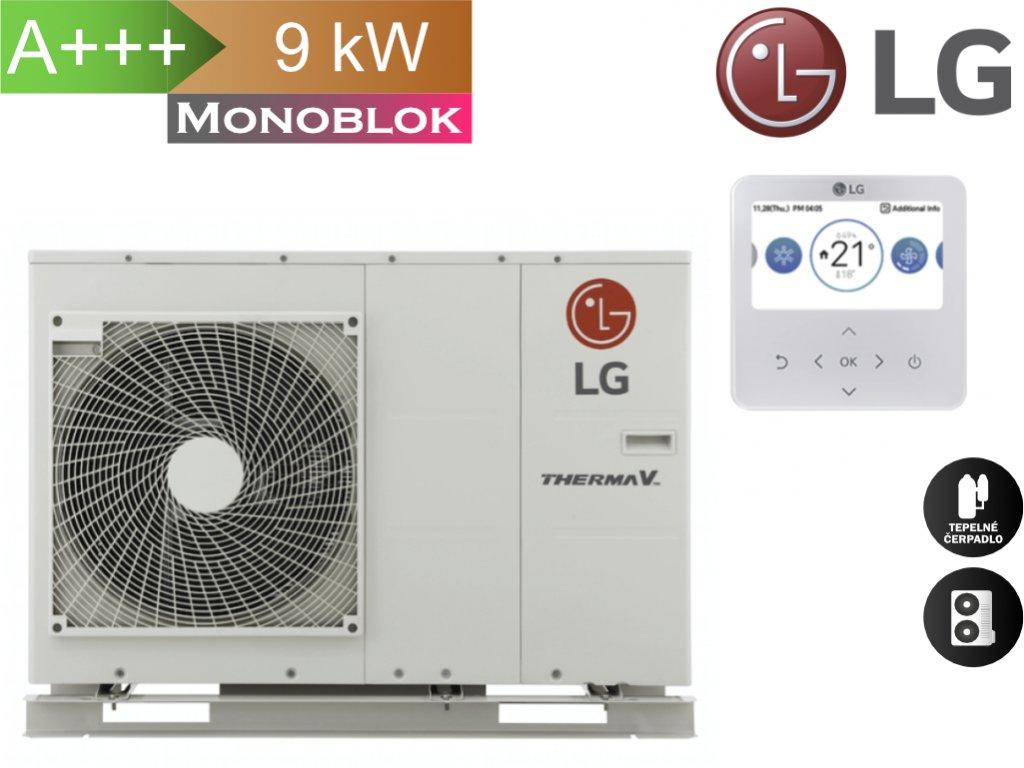 LG Therma V Monoblok 9