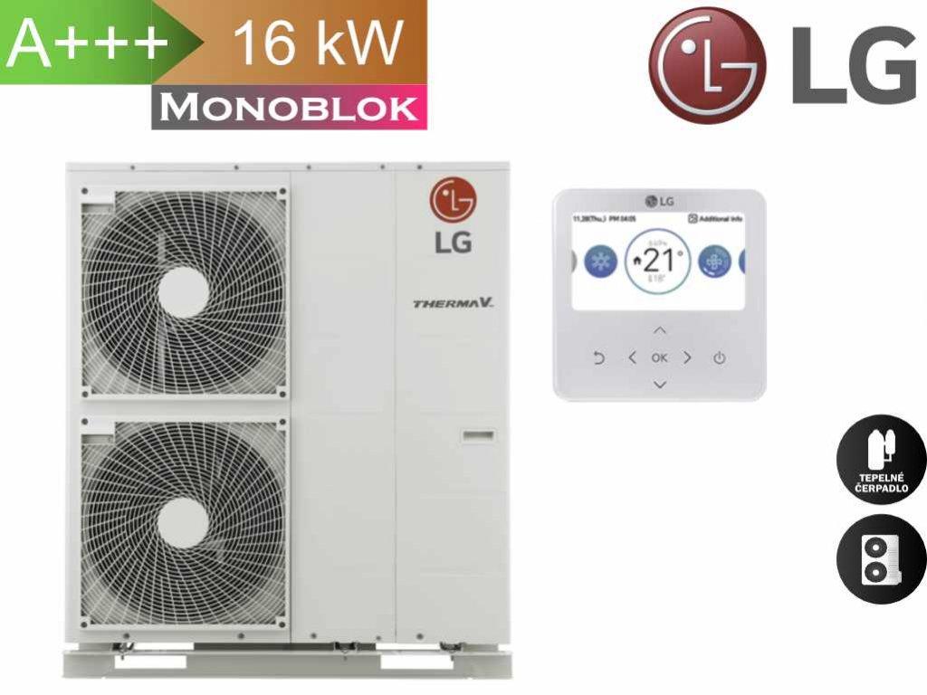 LG Therma V Monoblok 16