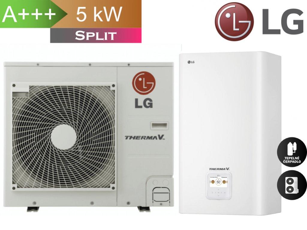 LG Therma V Split 5 kW