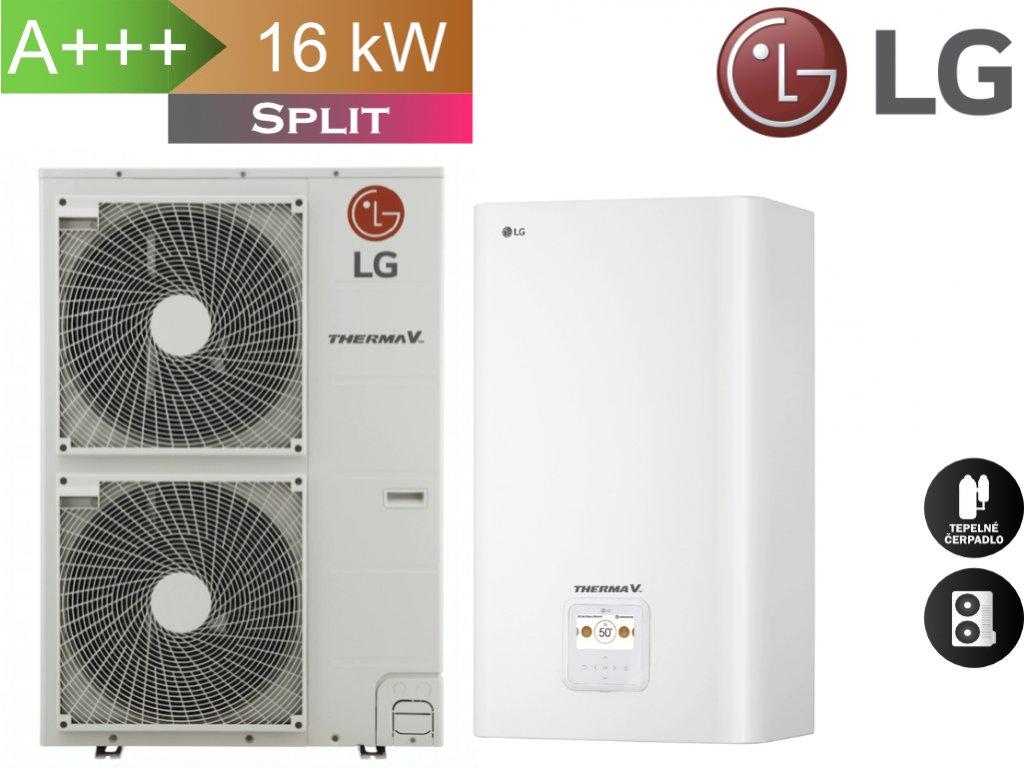 LG Therma V Split 16 kW
