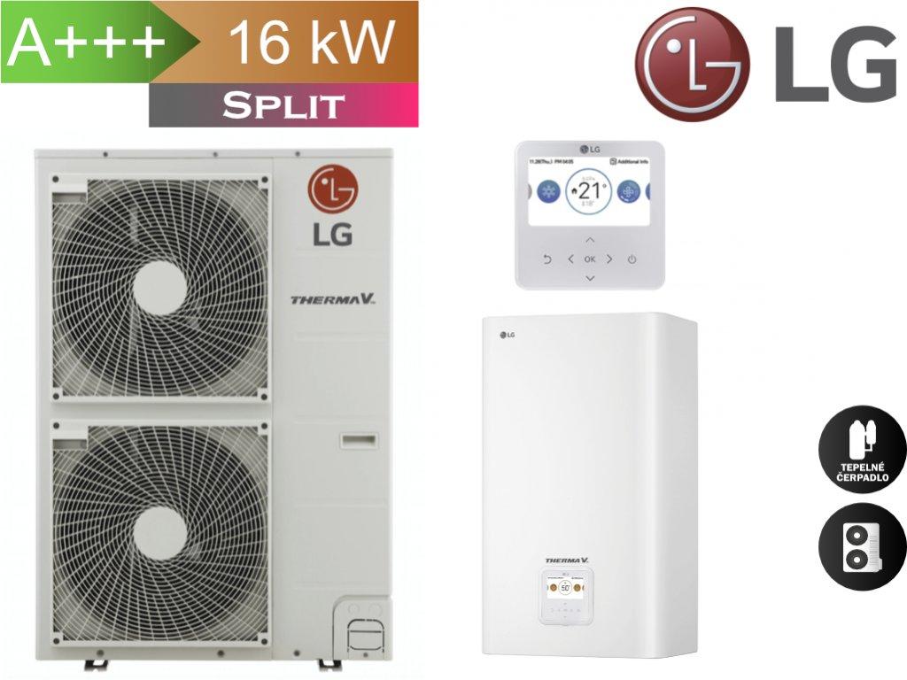 LG Therma V Split 16