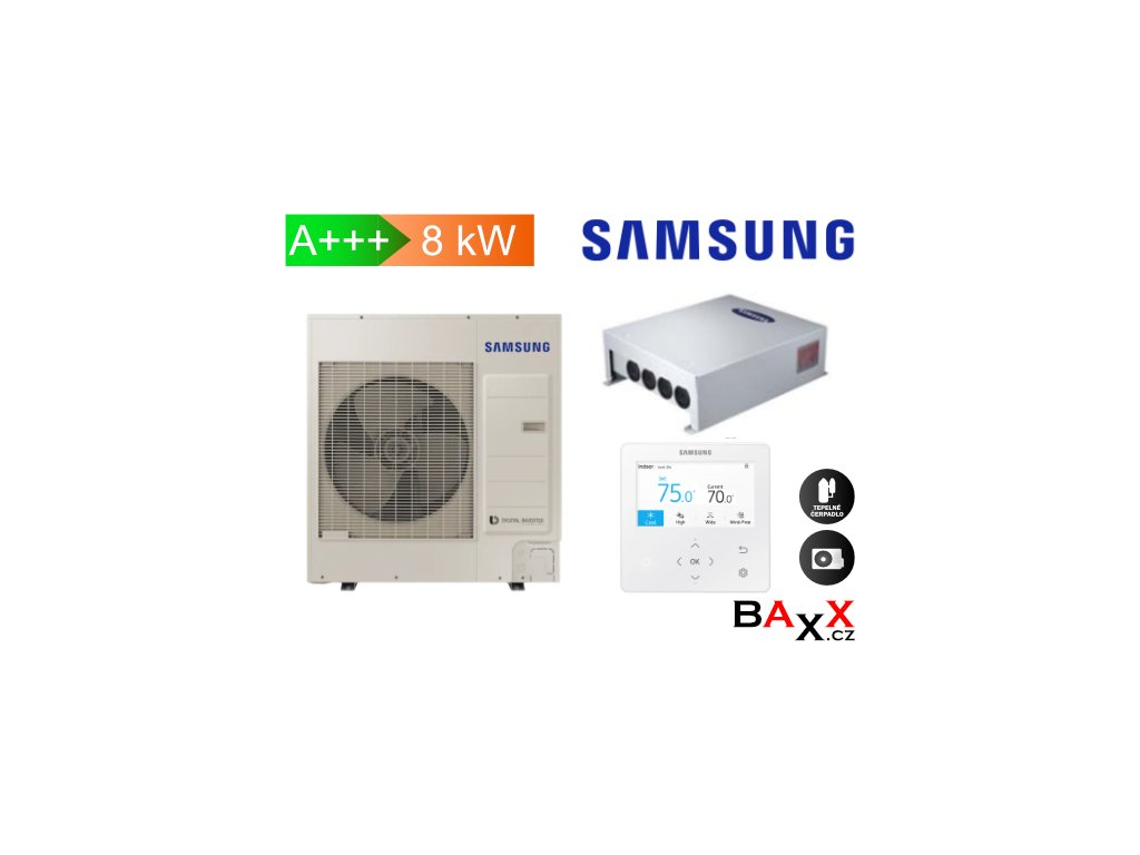 Samsung EHS Mono 8 kW