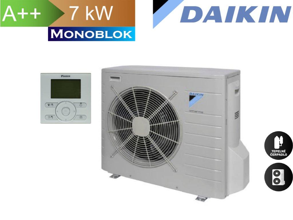 Daikin monoblok 7