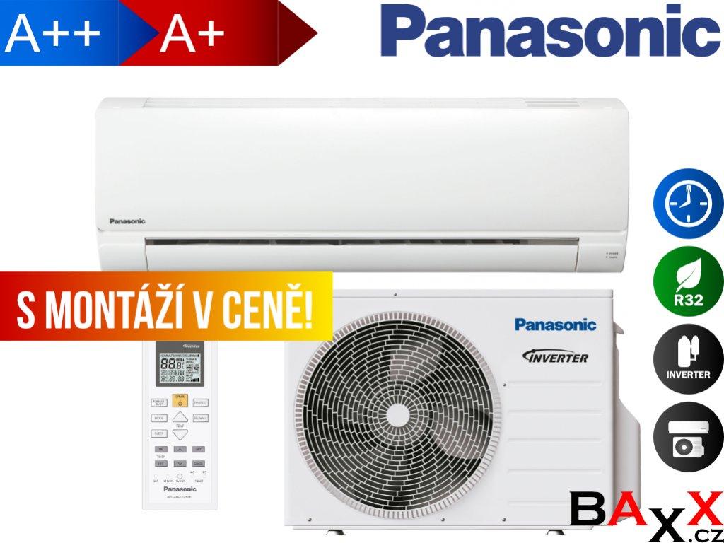 Panasonic FZ s montáží ZDARMA