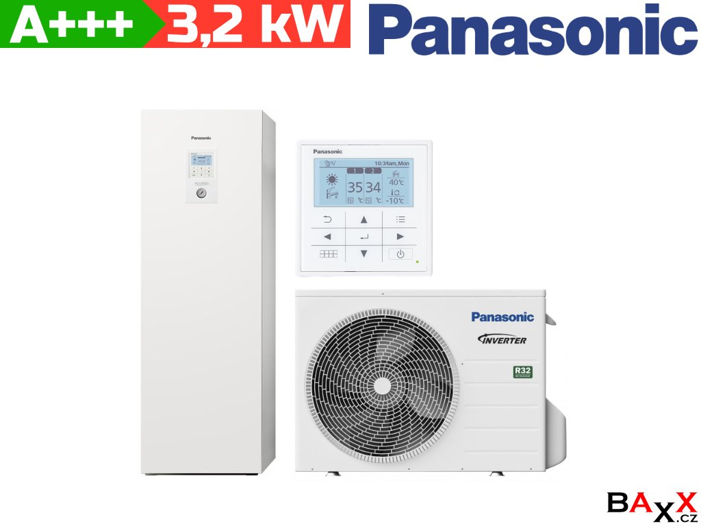 Panasonic Aquarea All in one 3,2 kW