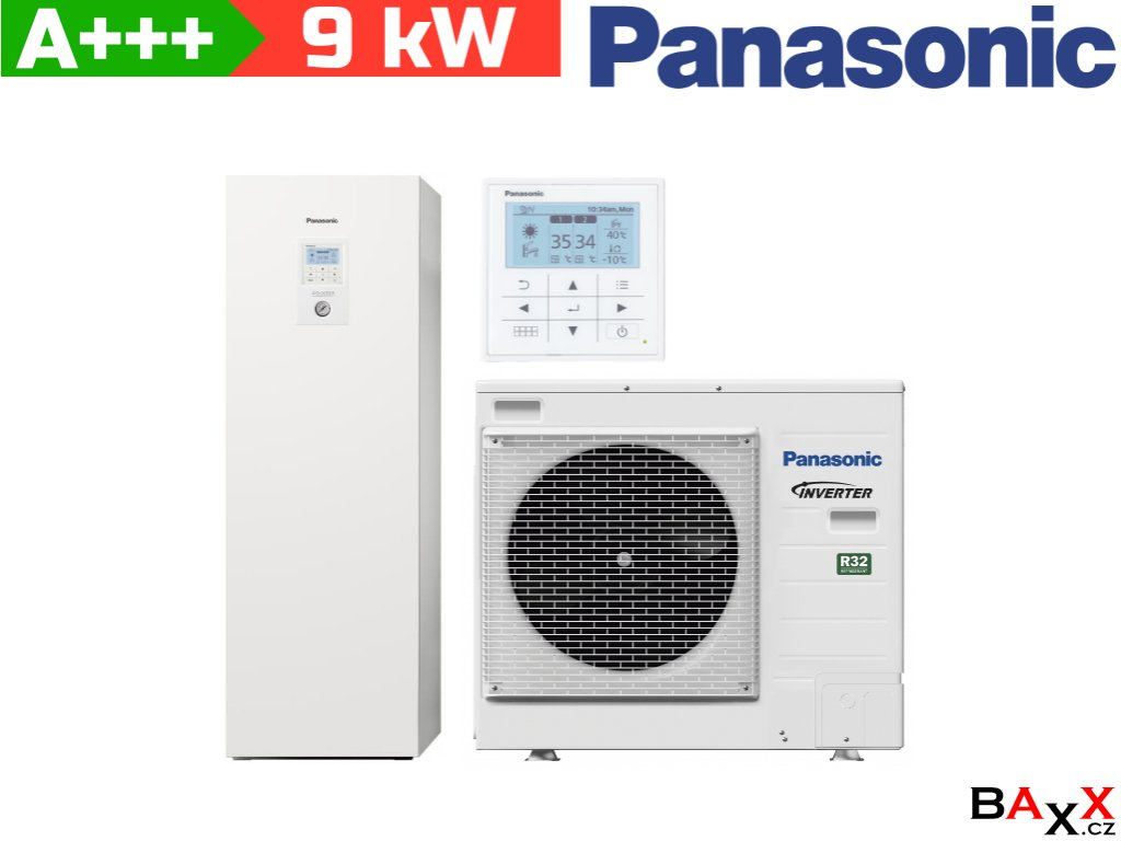 Panasonic Aquarea All in one 9 kW