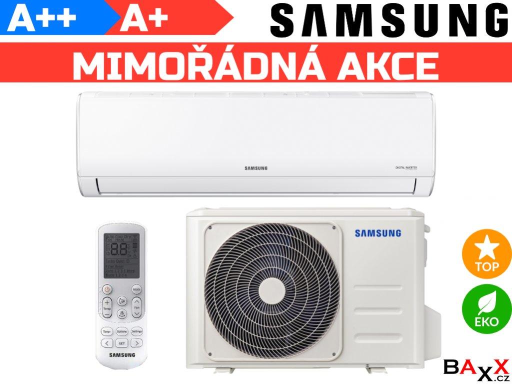 Samsung AR35 2,6 kW výprodejová akce Praha a Středočeský kraj