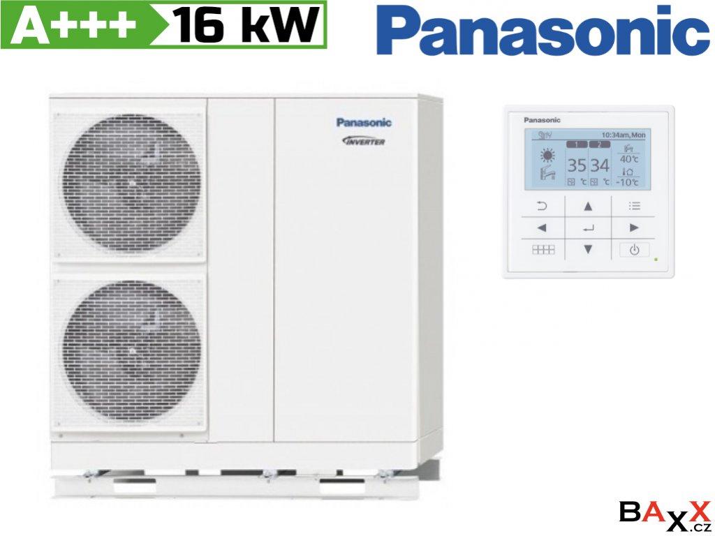 Panasonic Monoblok T CAP 16 kW