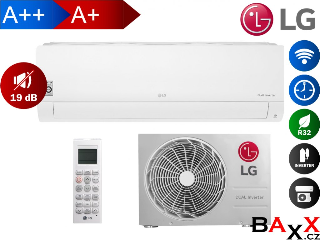 LG Artcool Standard Plus 2,5 3,5 kW