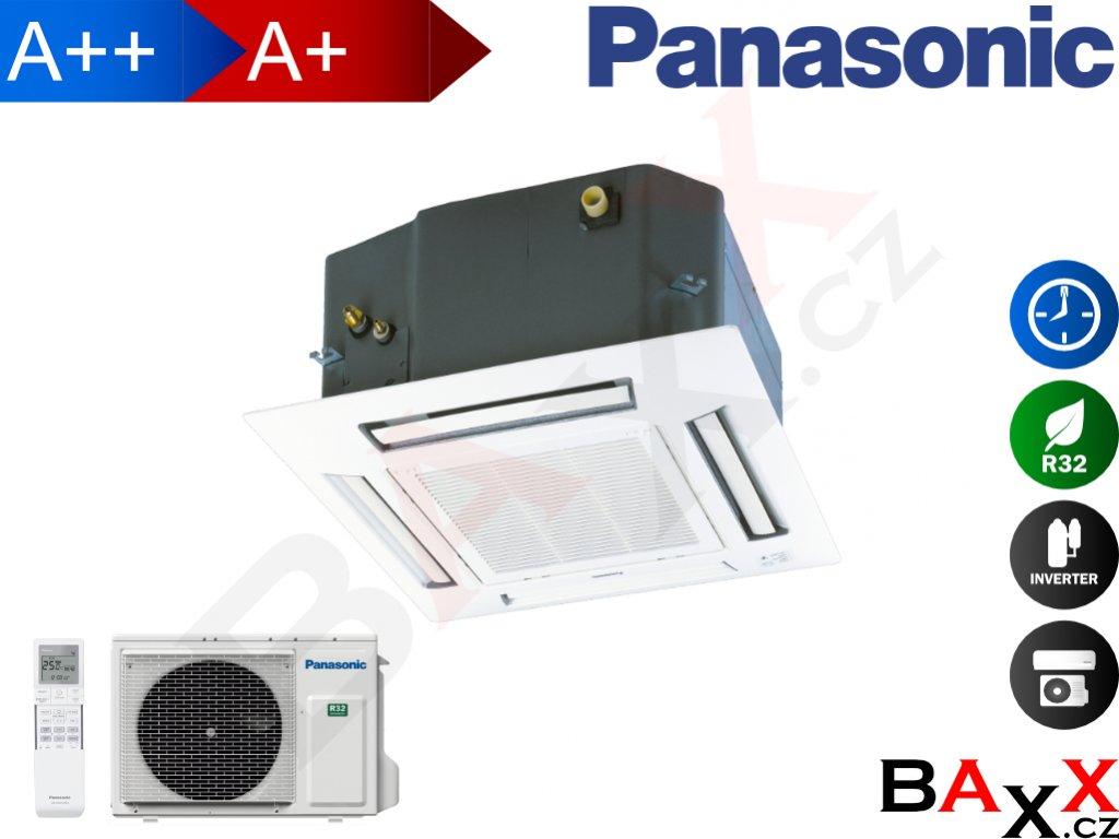 Kazetová klimatizace PNS 5,0 kW