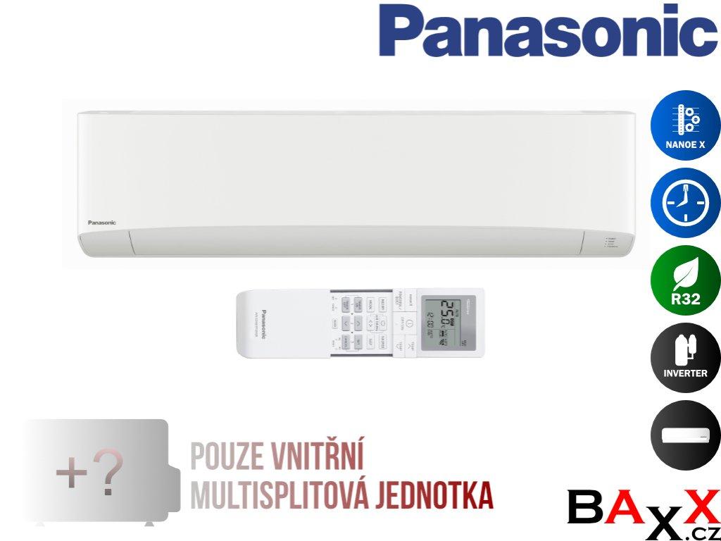 Panasonic Etherea bílá jednotka multisplit