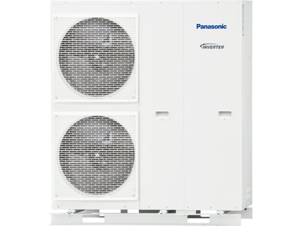 Panasonic Aquarea T-CAP monoblok 3f 9,0 kW