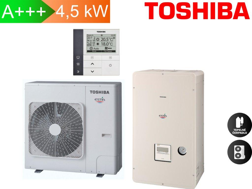 Toshiba Estia 4,5