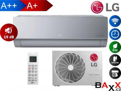 LG Artcool Silver 2,5 3,5 kW