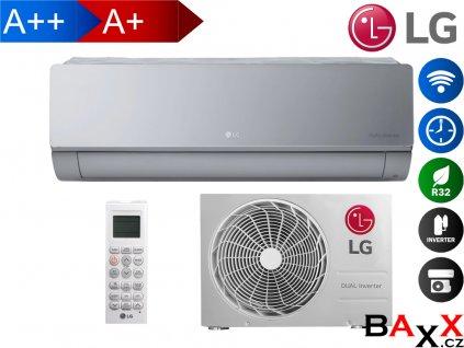 LG Artcool Silver 5,0 6,5 kW