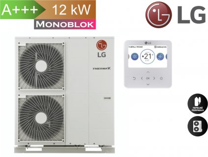 LG Therma V Monoblok 12