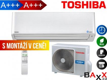 Toshiba Super Daiseikai 9 s montáží v ceně