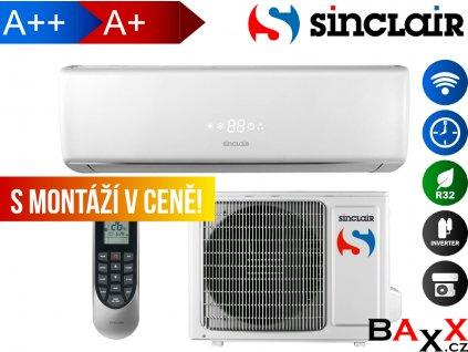 Sinclair Vision s montáží v ceně!