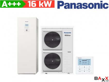 Panasonic Aquarea All in one 16 kW 400 V