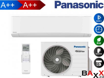 Panasonic Etherea bílá 2,0 kW