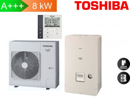 Toshiba Estia 8