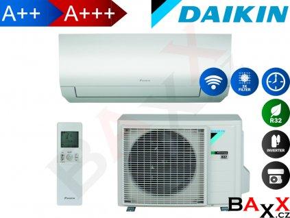 Daikin Perfera optimalizováno pro vytápění