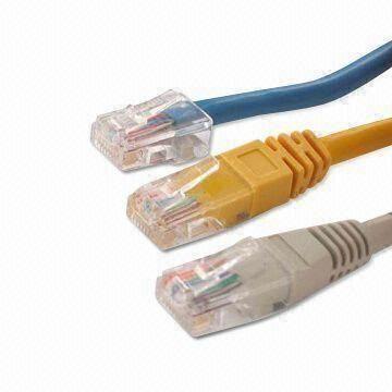 Jak rozpoznáme UTP, FTP, S/STP kabel?