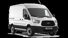 Pronájem dodávky Ford Transit 8m3 - Půjčení dodávky Praha